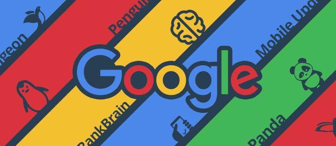 algoritma google panda terbaru
