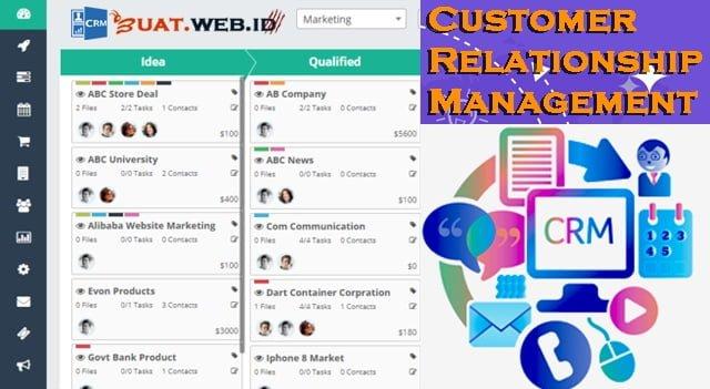 Customer Relationship Management - Jasa Buat Website - Buat.web.id