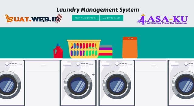Jasa Buat Software Laundry Berbasis Website