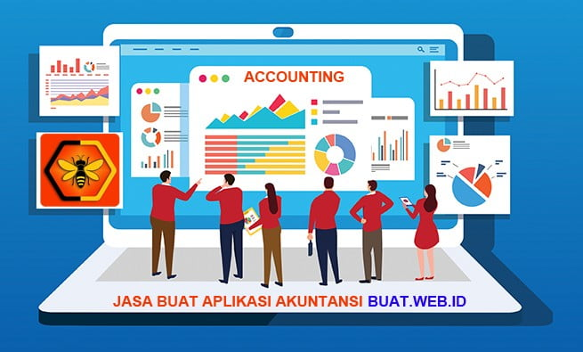 Jasa Buat Sistem Infromasi Akuntansi - Akunting - Accounting Untuk Perusahaan