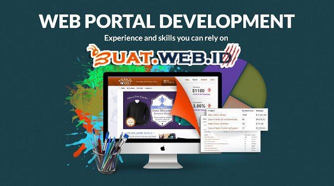 Jasa Pembuatan Web Portal - Web Berita