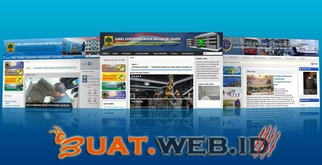 e-Government Website