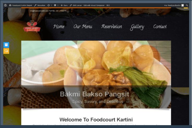 FOOD COURT KARTINI DEPOK