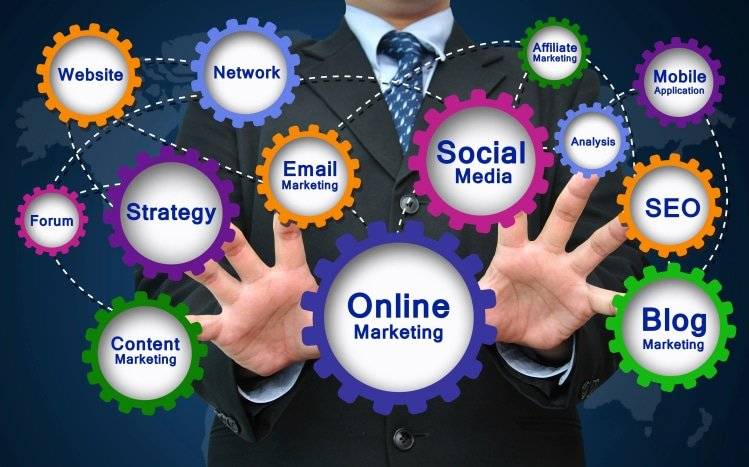 Strategi Jitu Internet marketing