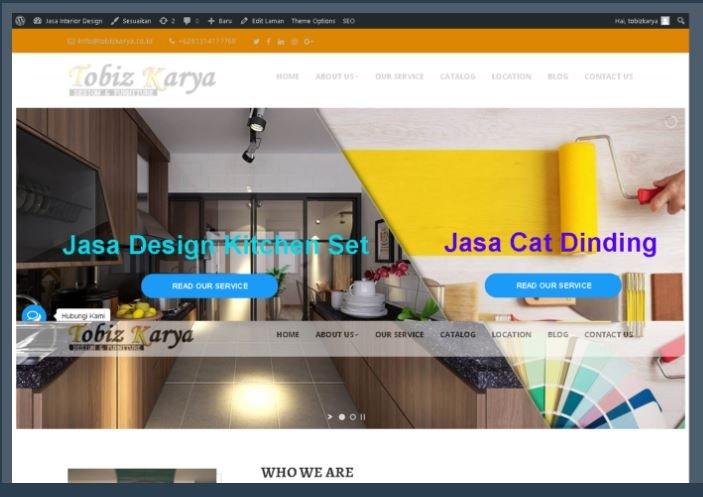 Website Tobiz karya