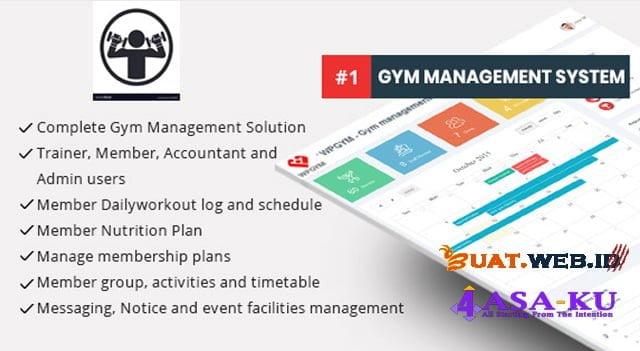 Jasa Buat Software GYM Manajemen Sistem