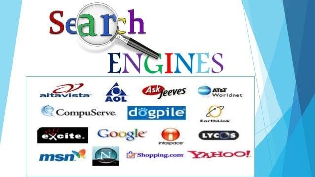 Macam Macam Search Engine Di Seluruh Dunia