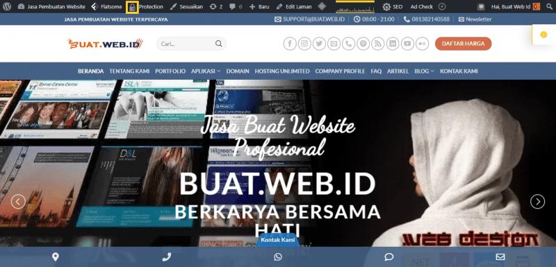 Digital Marketing Dengan Menggunakan Website