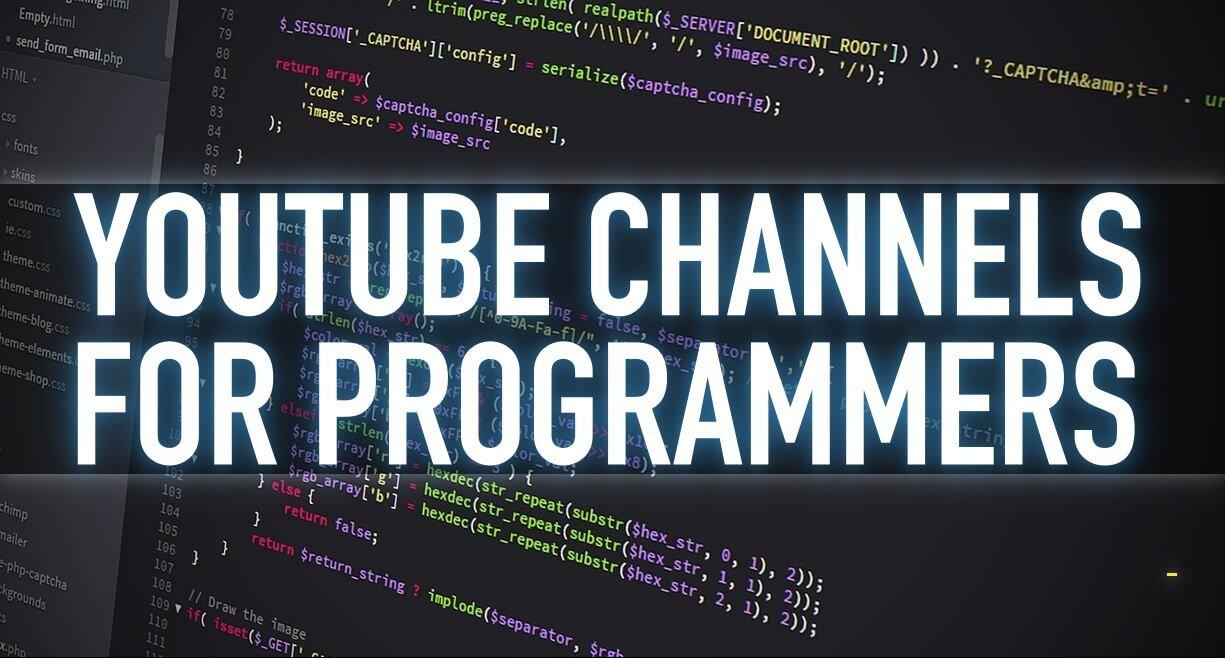 Chanel Youtube Untuk Belajar Programming Bahasa Indonesia