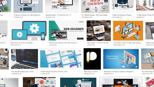 Jasa Web Design Di Depok, Jakarta, Bogor, Tangerang, Bekasi dan sekitarnya