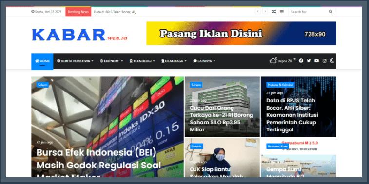 Kabar Berita Dan Informasi Terbaru - kabar web id